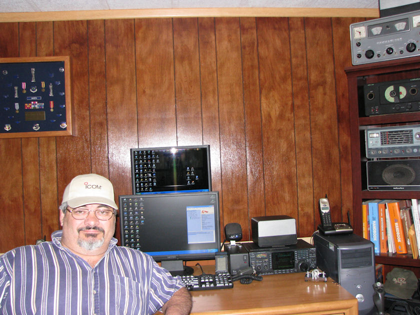 K5CXO Amateur Radio Station 2009